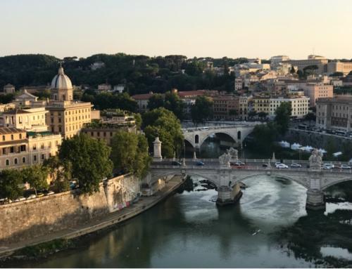 Roma: Al sud il mio cuore batte più forte!