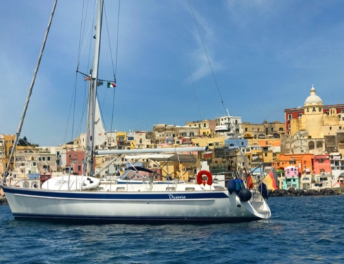 Ischia and Procida…..