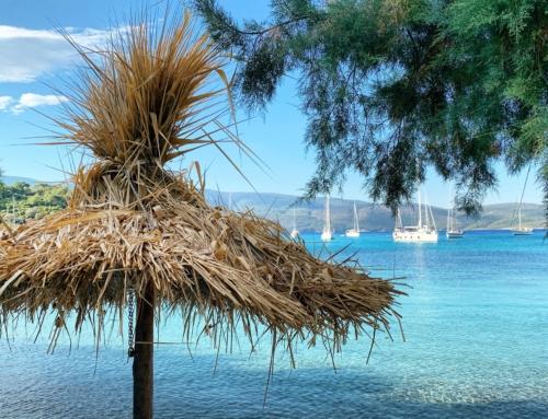 Anspruchsvolles Segeln nach Samos mit feinstem griechisch-türkischem Sommerwind!