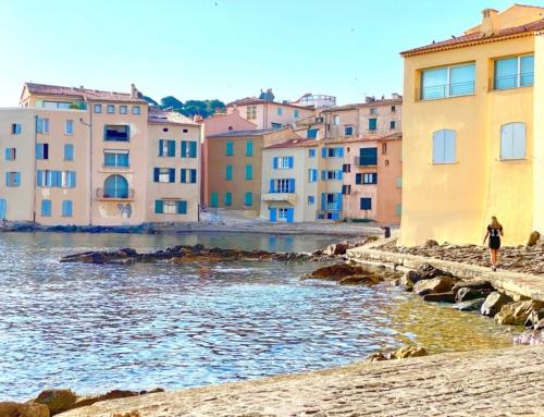 La vie en rose in Saint Tropez