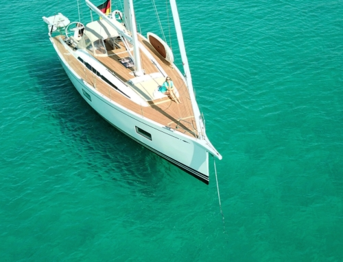 Don't let summer slip away— sailing is fun, it's safe, and it's good for your health.