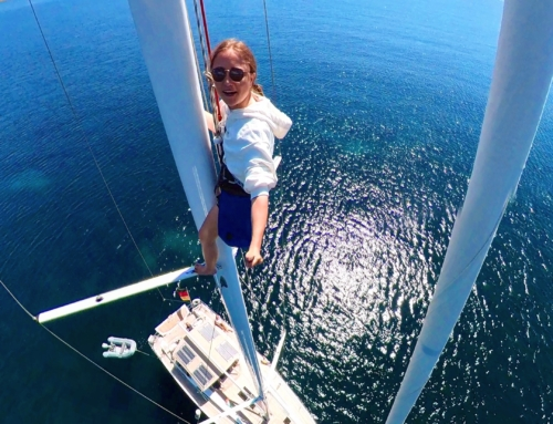 Anchoring your vessel – no problem!